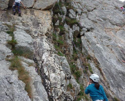 Escalade à Camaret-sur-Mer